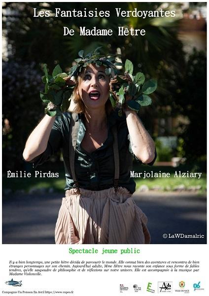 Les fantaisies verdoyantes de Mme Hêtre